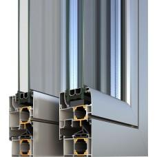 Alumil M9660 hinged system